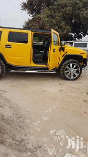 Hummer H2 SUV Luxury 2009 Yellow | Cars for sale in Greater Accra, Achimota