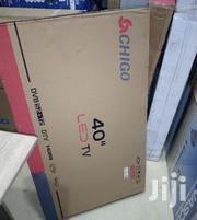 """Amazing Pictures Quality"""" Chigo 40"""" HD Satellite Digital LED TV 