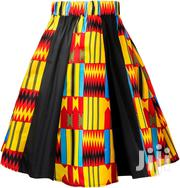 African Print Kente Skirt | Clothing for sale in Greater Accra, Dansoman