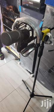 Takstar Sm 8 Mic With Stand And Pioneer Headset   Headphones for sale in Greater Accra, Dansoman