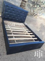 Brown New Black Double Bed 🛏 ❤ ❤ 🖤 | Furniture for sale in Greater Accra, East Legon