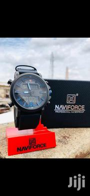 Naviforce Classic Multifunction Chronograph Analog Digital Leather | Watches for sale in Greater Accra, Ga West Municipal
