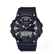 100% Original Casio Men's Classic Quartz Watch With Resin Strap | Watches for sale in Greater Accra, Ga South Municipal
