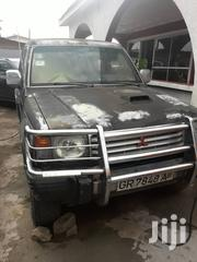 Mitsubishi Pajero 2.5 D Sport 1999 Green | Cars for sale in Greater Accra, Mataheko