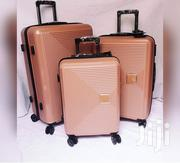 Newly Quality Good Partner Anti Crack 3 Set Luggage With 4 Wheels | Bags for sale in Greater Accra, Kokomlemle