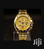 Fashion Business Style Casio Edifice Watch Gold   Watches for sale in Greater Accra, Achimota