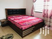 Nice Proper Queen Beds Frame With Drawer Set   Furniture for sale in Greater Accra, Abelemkpe