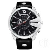 Curren Men Analog Military Sports Watch Quartz Leather Strap | Watches for sale in Greater Accra, Achimota