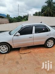 Toyota Corolla 2002 Silver | Cars for sale in Eastern Region, Kwahu West Municipal